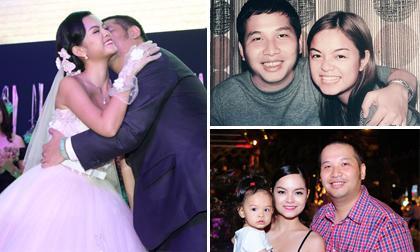 Phạm Quỳnh Anh,Ưng Hoàng Phúc,Quang Huy,Quang Huy và Phạm Quỳnh Anh ly hôn