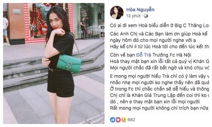 Hòa Minzy,bạn trai Hòa Minzy,sao Việt