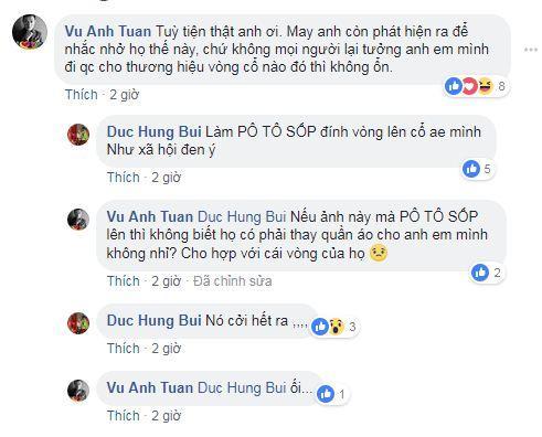 Minh Vượng, NTK Đức Hùng, MC Anh Tuấn, sao Việt