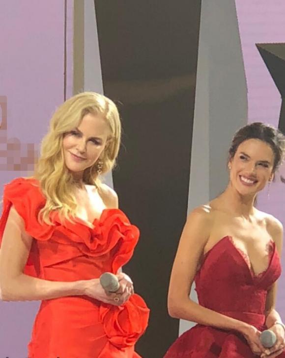 sao Hoa ngữ,Lưu Thi Thi,vợ cũ Tom Cruise,Nicole Kidman