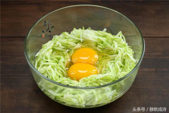 Món trứng rán bí ngòi ngon, ẩm thực mỗi ngày, món ngon mỗi ngày