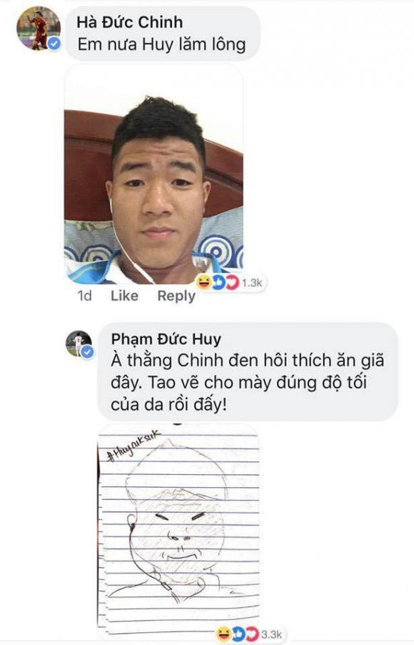 Phạm Đức Huy, U23 Việt Nam,