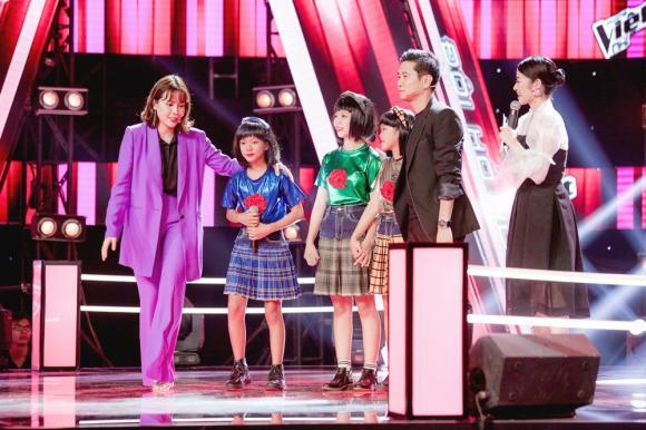 The Voice Kids,Soobin Hoàng Sơn,Bảo Anh