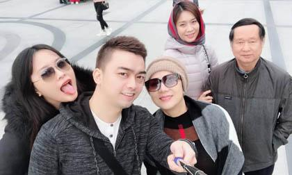 con trai Nghệ sĩ Hương Dung, Âu Hà My, giảng viên hot girl,  C21 Duy Alex