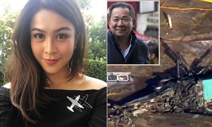Lukkana Aum Wattanawongsiri,mỹ nữ đánh nhầm con trai tướng Thái,sao Thái Lan