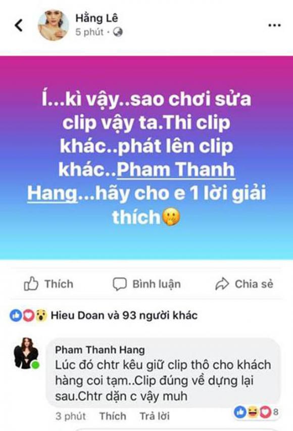 Võ Hoàng Yến, Thanh Hằng, Minh Hằng, The Face Vietnam 2018