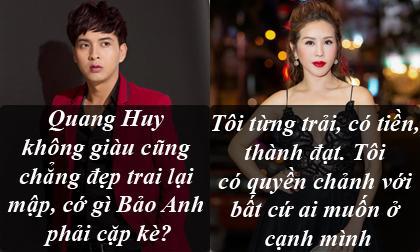 Phan Ngọc Luân,Lưu Đê Li,Khánh Hiền,Mạnh Trường,Thu Quỳnh,sao Việt và phát ngôn