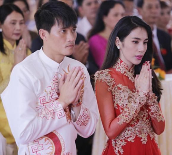 Đám cưới Công Vinh Thủy Tiên, Đám cưới sao việt, sao việt