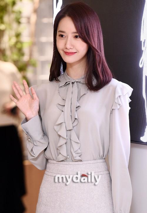Yoona SNSD, jung hae in, sao hàn