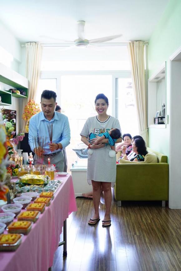 Lê Khánh, con trai Lê Khánh, diễn viên Lê Khánh, sao Việt