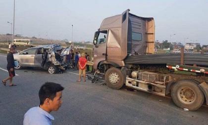 Container đâm Innova đi lùi trên cao tốc, Tài xế Lê Ngọc Hoàng, Tai nạn giao thông