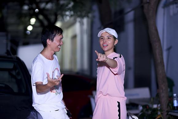 Vũ Cát Tường, Đạo diễn Nguyễn Hữu Than, sao việt
