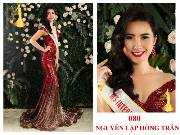 Lương Bằng Quang, Ngân 98, Hoa hậu sắc đẹp Quốc tế 2018