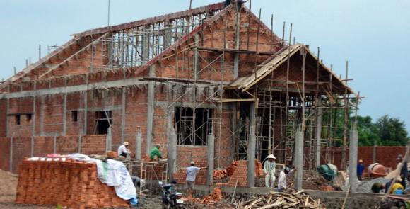 MƯỢN TUỔI XÂY NHÀ, phong thủy, kiêng kị khi xây nhà