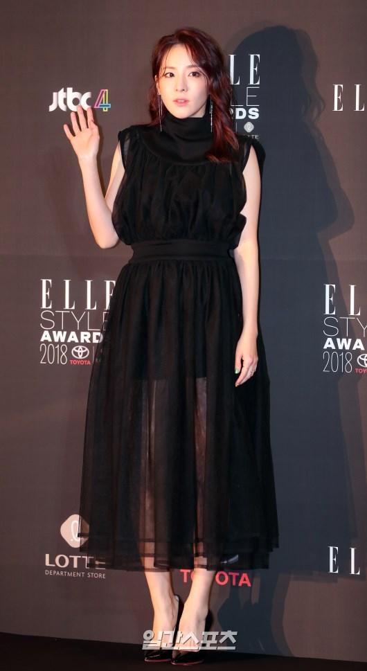 Jang Do Yeon, Son Ye Jin, ELLE Style Awards