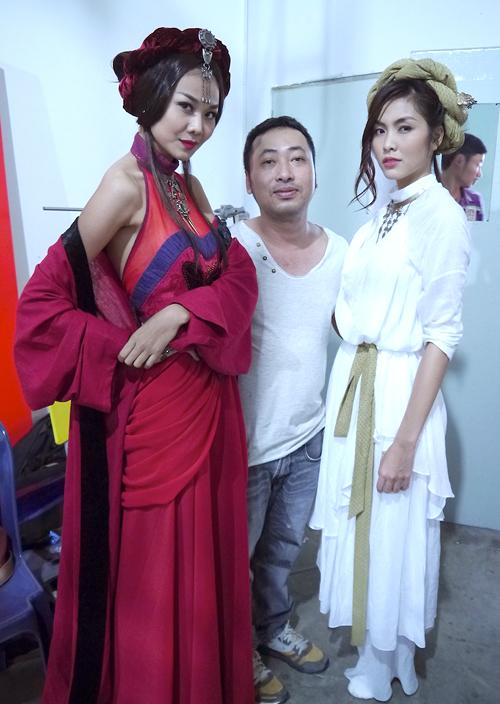 Thanh Hằng, Quang Dũng, sao Việt