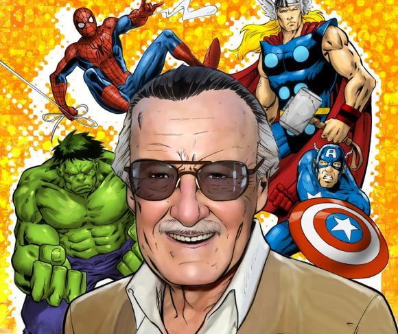 cha đẻ của siêu anh hùng,nhà sáng lập Marvel,Stan Lee qua đời