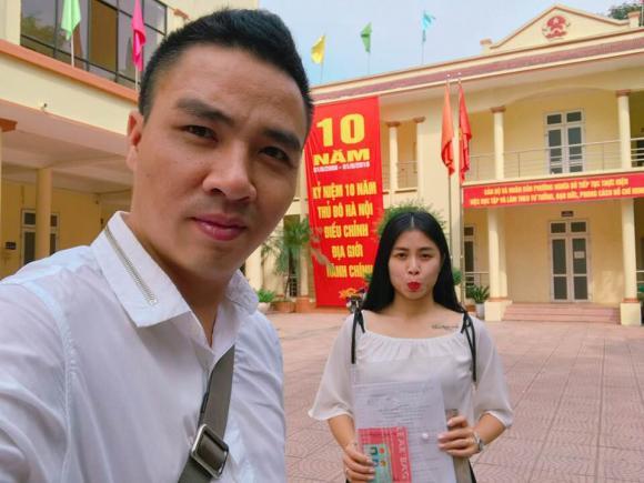 chồng Nguyễn Hoàng Linh, sao Việt,Nguyễn Hoàng Linh