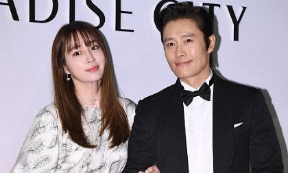 diễn viên, lee min jung, lee byung hun, park hang seo, sao hàn