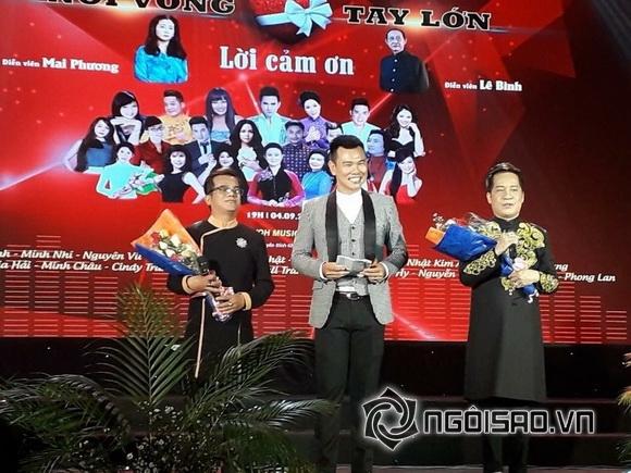 MC Quang Thắng, Sao việt, Hoa Hậu Thế Giới Doanh Nhân 2019