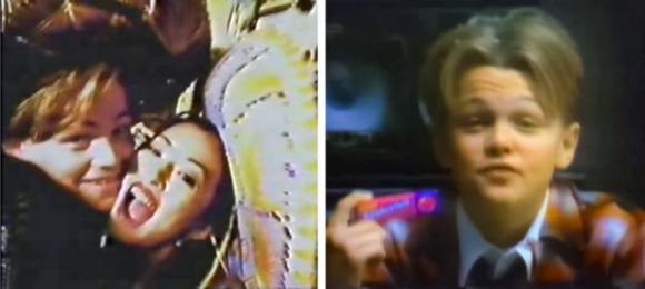 Brad Pitt,Leonardo DiCaprio,sao Hollywood,sao Hollywood đóng quảng cáo