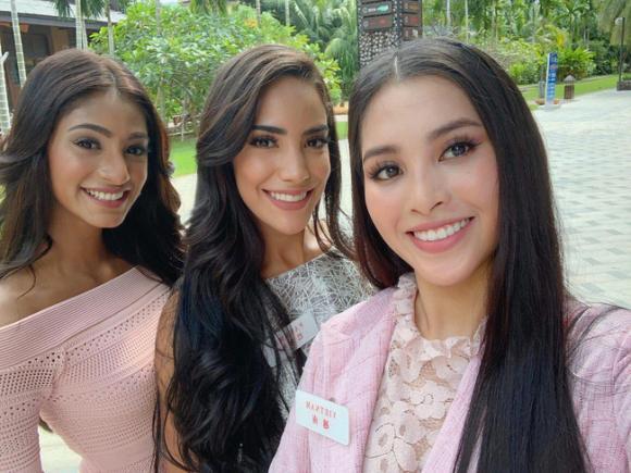 Tiểu Vy,  Hoa hậu Thế giới 2018