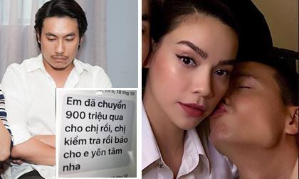 Kim Lý, Hồ Ngọc Hà, sao Việt