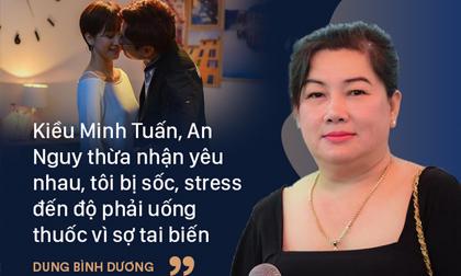 Cát Phượng, Ái Châu, An Nguy, Kiều Minh Tuấn, Huỳnh Đông, sao Việt