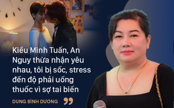 Chú ơi đừng lấy mẹ con, NSX Dung Bình Dương, Kiều Minh Tuấn, An Nguy