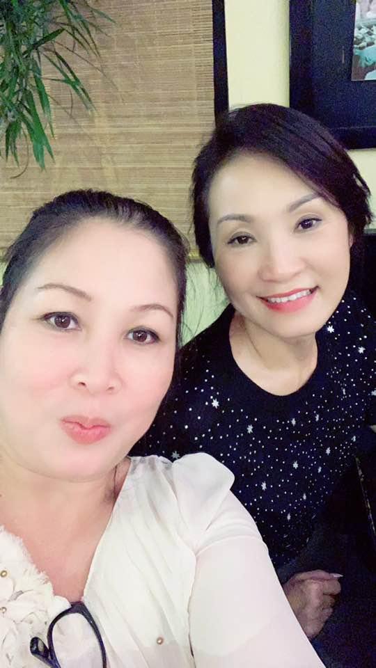 Hồng Vân, Hồng Đào,sao Việt