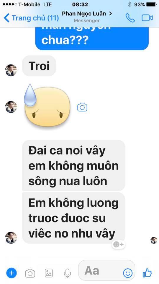 Đàm Vĩnh Hưng, Phan Ngọc Luân, sao việt