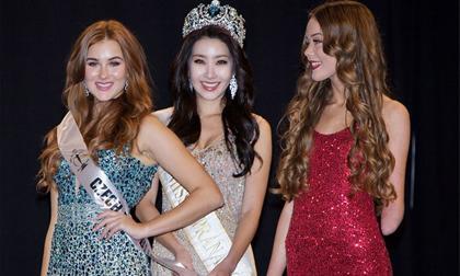 Dàn đối thủ của Minh Tú ở Miss Supranational xuất hiện một cô gái đặc biệt khiến ai cũng phải dè chừng