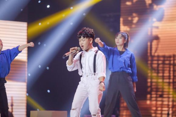 Giọng hát Việt nhí 2018, Vũ Cát Tường, Soobin Hoàng Sơn