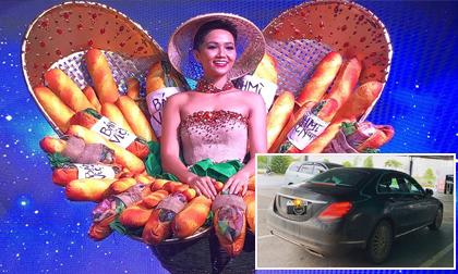H'Hen Niê, Hoa hậu Hải Dương, sao Việt, Minh Tú