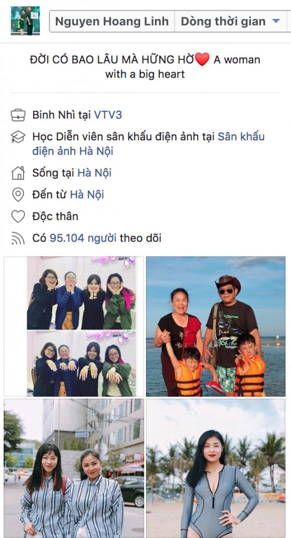 Nguyễn Hoàng Linh, MC Nguyễn Hoàng Linh, sao Việt