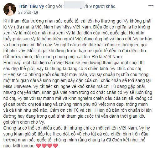 Minh Tú, Trần Tiểu Vy, MC Phan Anh, sao Việt