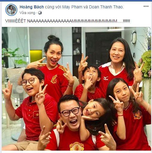 đội tuyển bóng đá Việt Nam, sao Việt, Hoàng Bách, Hoa Thanh Tùng, aff cup