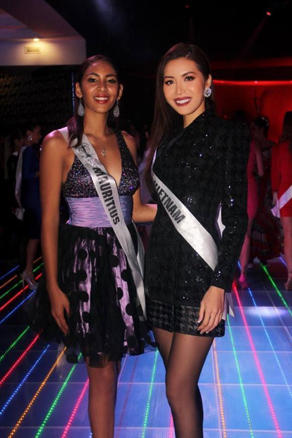 Minh Tú, hoa hậu siêu quốc gia, sao việt