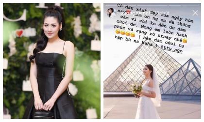 á hậu Thanh Tú, sao việt