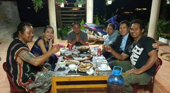 Kim Hiền, chồng Kim Hiền, sao Việt, du lịch đà lạt