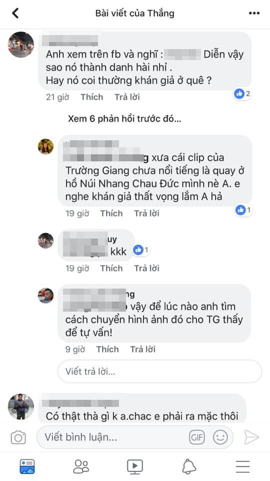 Trường Giang, danh hài Trường Giang, sao Việt