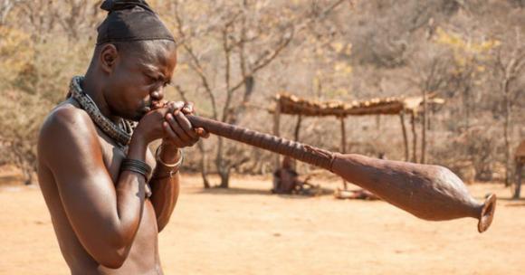 Phong tục kỳ lạ, cuộc sống 4 phương, Tộc người Ovahimba