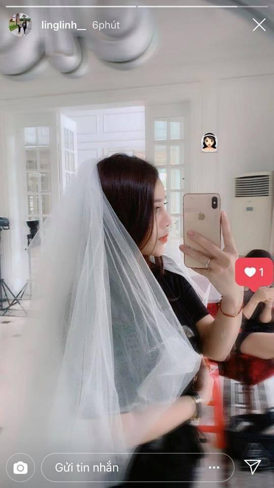 Bùi Tiến Dũng, bạn gái Bùi Tiến Dũng, Khánh Linh, ĐT Việt Nam