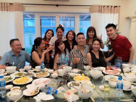 Hồ Lệ Thu, Hiền Mai, Phi Thanh Vân, sao Việt