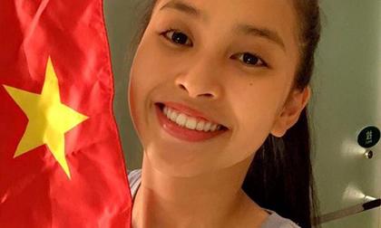 Hoa hậu Trần Tiểu Vy,Miss World 2018,sao Việt