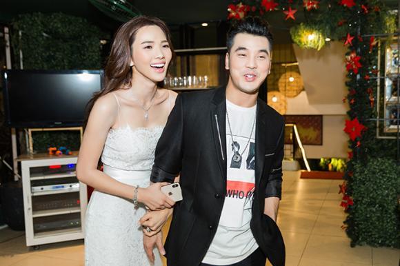 Ưng Hoàng Phúc,Kim Cương,sao Việt