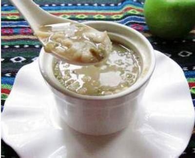 cách nấu súp đậu xanh, món ngon mỗi ngày, món ăn giúp đẹp da và sáng mắt