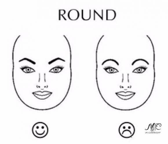 Dáng lông mày chuẩn cho từng khuôn mặt, lông mày, hình dáng lông mày