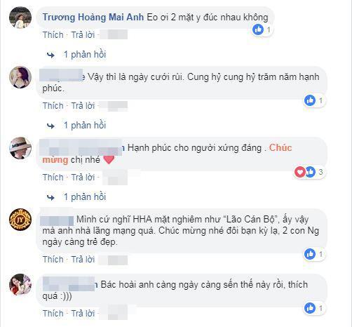 Lưu Hương Giang, Hồ Hoài Anh, sao Việt