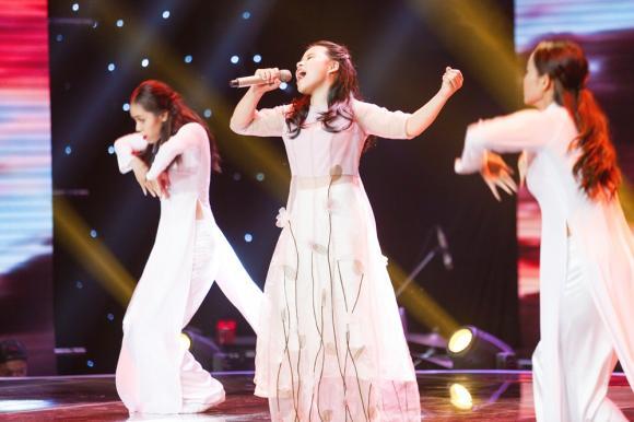Bảo Anh,The Voice Kids,Ngắm hoa lệ rơi